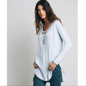Free People | Ventura thermal tunic top